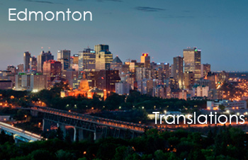Edmonton - Certified Translator